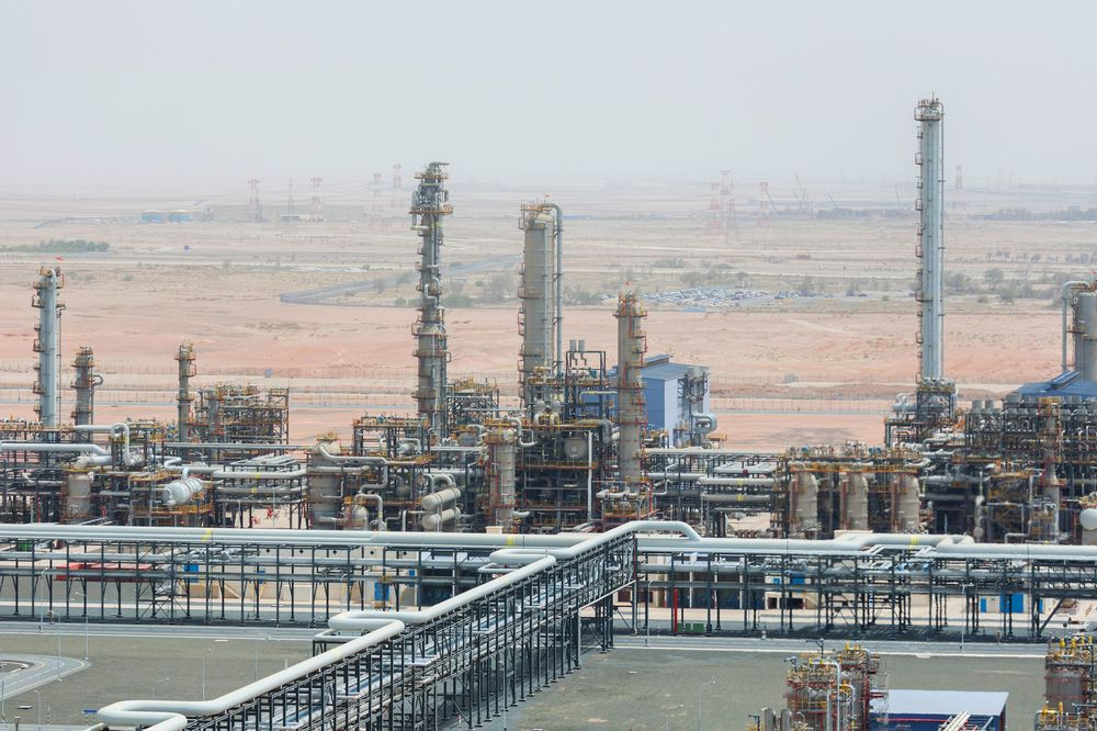 The new facility will integrate with ADNOC's existing petrochemical sites in Ruwais