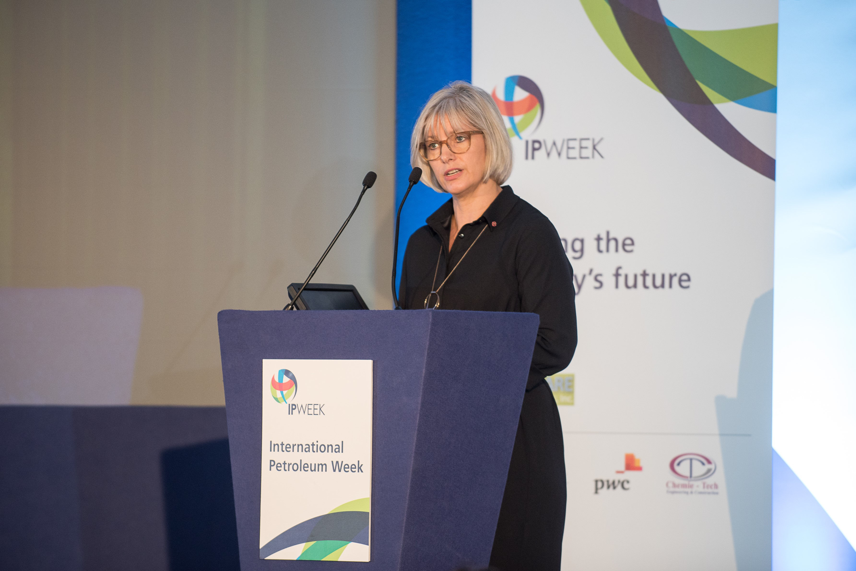 Louise Kingham, chief executive of the Energy Institute