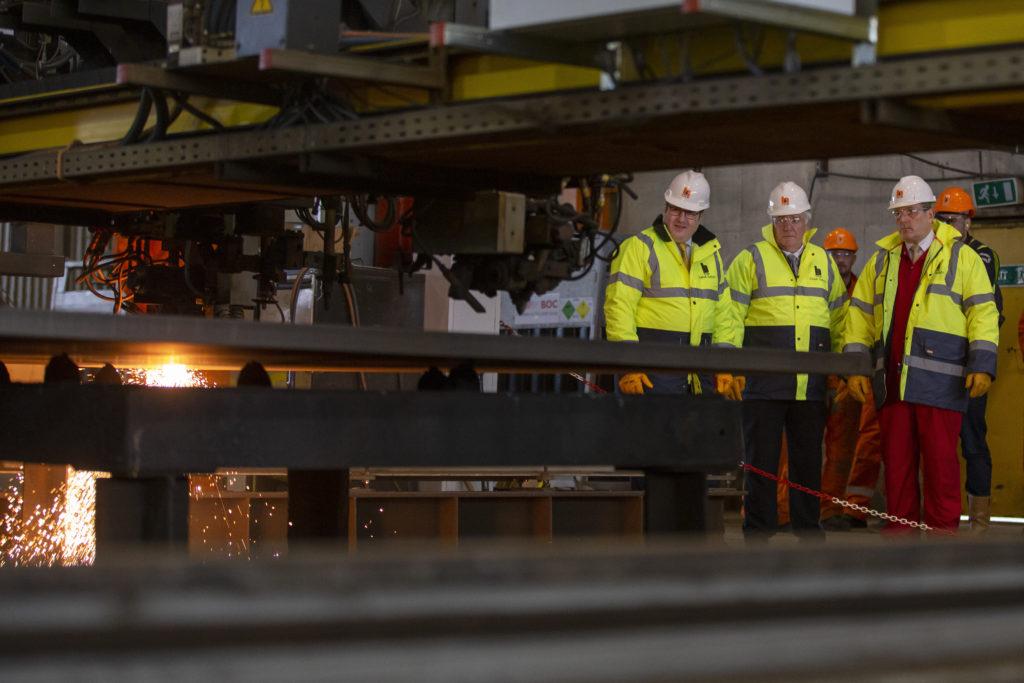 Energy Voice  -  BiFab Arnish yard opens to service £26m windfarm deal