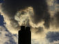 Vapour rises from a chimney at the Drax Power Station, operated by Drax Group Plc, in Selby, U.K., on Tuesday, March 11, 2014. Photographer: Chris Ratcliffe
