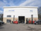 Cable Solutions Worldwide's new head office on Blackhall Industrial Estate, Inverurie.
