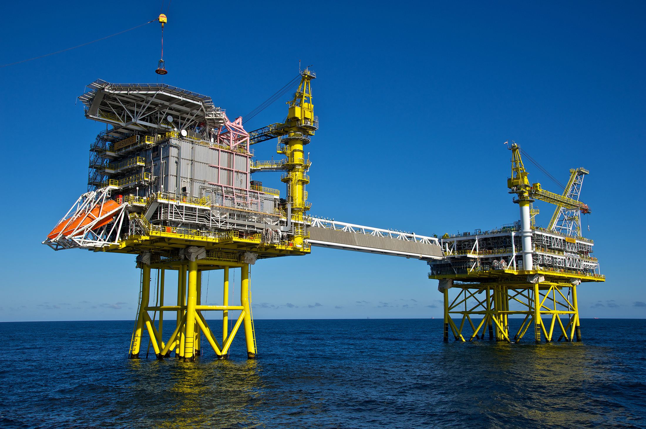 Conoco's North Sea sale to Chrysaor includes the Jasmine field.