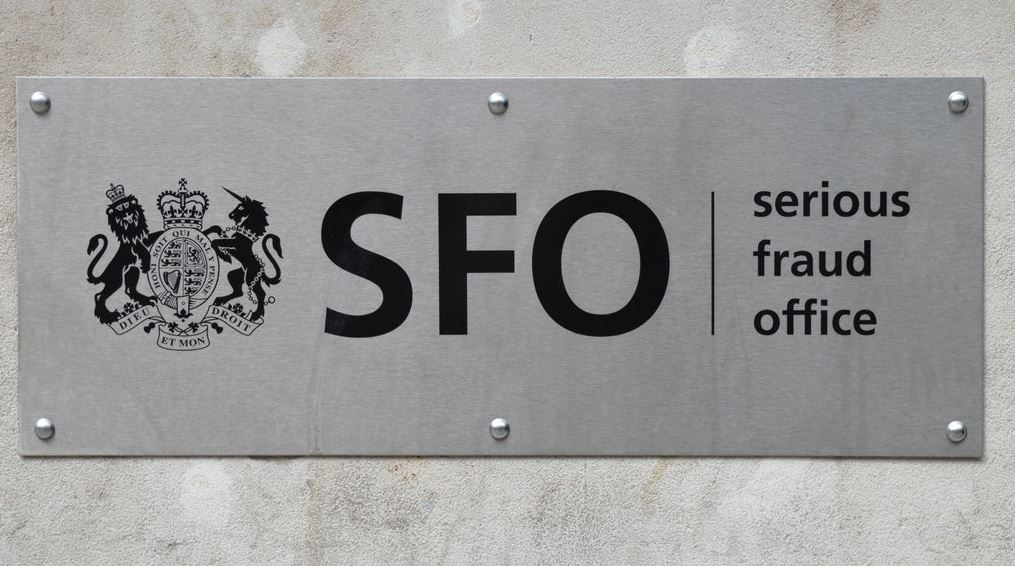 The SFO is investigating London Capital and Finance