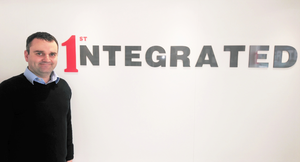 First Integrated Solutions managing director Martin Suttie.