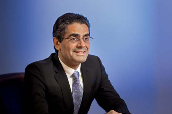 EnQuest CEO Amjad Bseisu