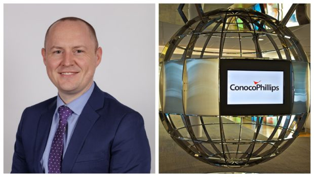 Barry Allan has set up Rose Skye Consulting after more than 17 years with ConocoPhillips