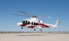 "The Bell 525 Relentless, being developed in the US, is being billed as a ""generational leap forward"" for heavy helicopters in the North Sea"