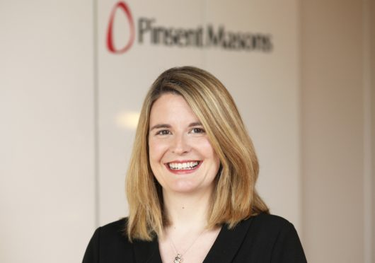 Claire Scott, legal director at Pinsent Masons LLP.