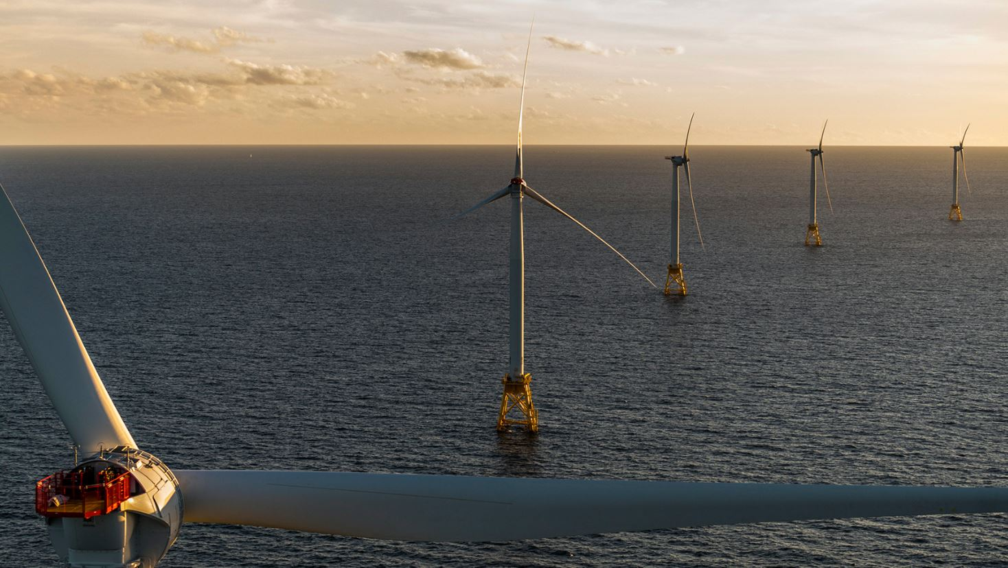 'World's largest' turbines to be used at Dogger Bank Wind Farm
