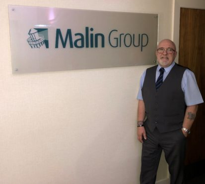 Graham Penman will head up Malin React, a new arm of Malin Group
