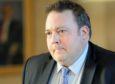 Jamie Halcro Johnston, Highlands and Islands MSP.