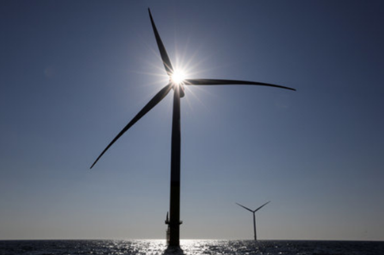 The North Sea wind industry is getting a big push.