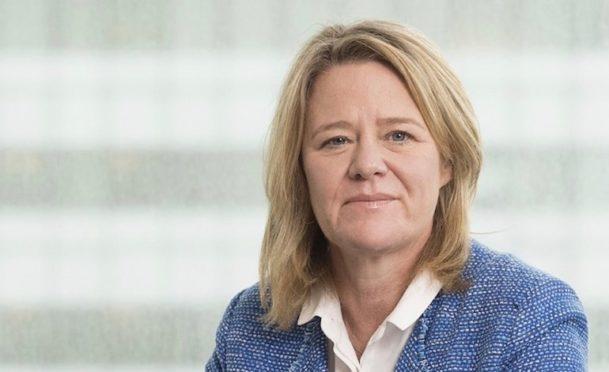 Nicola Lovett, CEO of Engie.