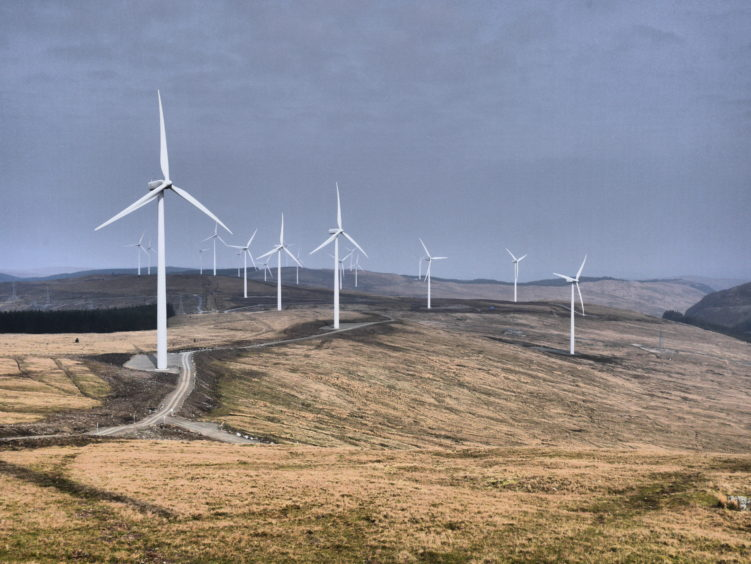 Inch Cape developer takes out £80m financing on new Scottish wind project