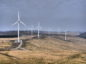 A worker died of hypothermia on the Afton windfarm in Ayrshire