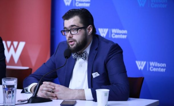 Andrian Prokip, energy expert at the Ukrainian Institute for the Future and senior associate at the Kennan Institute, Woodrow Wilson Center.