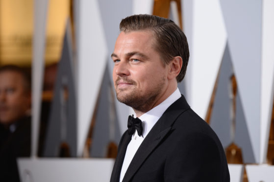 HOLLYWOOD, CA - FEBRUARY 28: Leonardo DiCaprio attends the 88th Annual Academy Awards at Hollywood & Highland Center on February 28, 2016 in Hollywood, California. (Photo by Frazer Harrison/Getty Images)