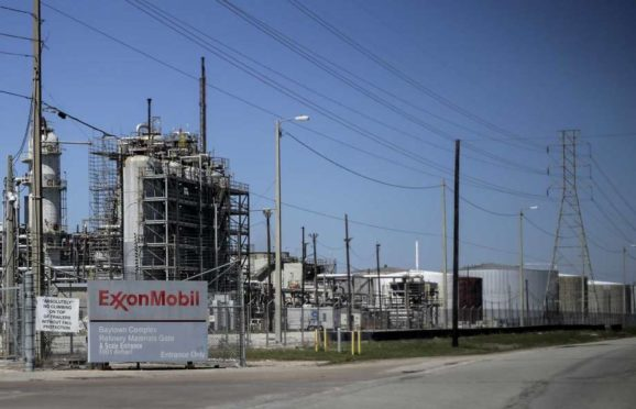 The Baytown refinery. Pic: Houston Chronicle