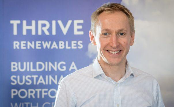 Matthew Clayton, Thrive Renewables.