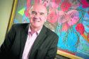 Clan Cancer Support chairman Hugh Little