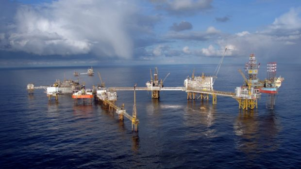 Work at Ekofisk (pictured) in Norway accounts for the brunt of the losses, along with outages at the Flotta terminal in Orkney and the Oseberg field.