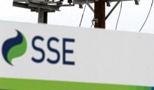 SSE swings to profit in first half