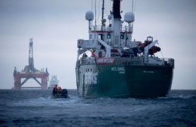 Transocean pushing for jail time despite favourable North Sea ruling, Greenpeace claim