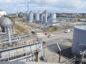 The Valero Refinery in Pembroke, Wales