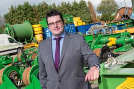 New Flowline Specialists boss says renewables growth backs up diversification call