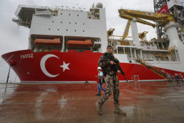 Cyprus criticises 'pirate state' Turkey over new gas drilling bid