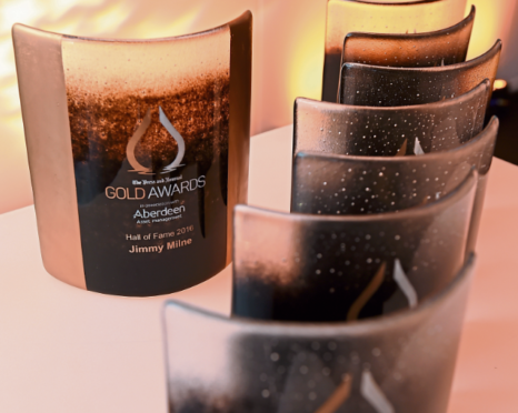 The Gold Awards started in 2015.