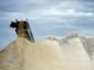 Crushed ore falls from a schute onto a stockpile at Bald Hill Lithium mine site, one of Tawana's operations, outside of Widgiemooltha, Western Australia, on Monday, Aug. 6, 2018. Photographer: Carla Gottgens/Bloomberg