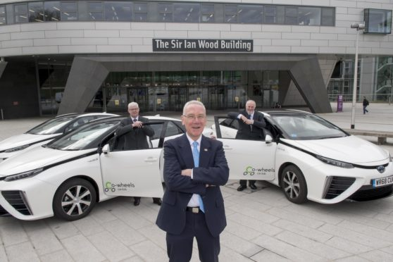 Aberdeen hydrogen festival to help explore low-carbon technologies