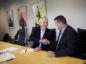 Alistair Geddes Expro Chief Operating Officer and Ingvar Grannes QI Executive Vice President