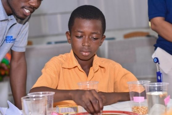For the past three years, Baker Hughes, a GE company (BHGE) has been running its Africa British Community (ABC) program, partnering primary schools in Aberdeen and Montrose with schools in Ghana and Nigeria