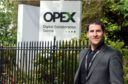 Operational Excellence (OPEX) Group Ltd opens new headquarters, Carden Place, Aberdeen. In the picture is CEO Jamie Bennett. Picture by Jim Irvine  16-7-19