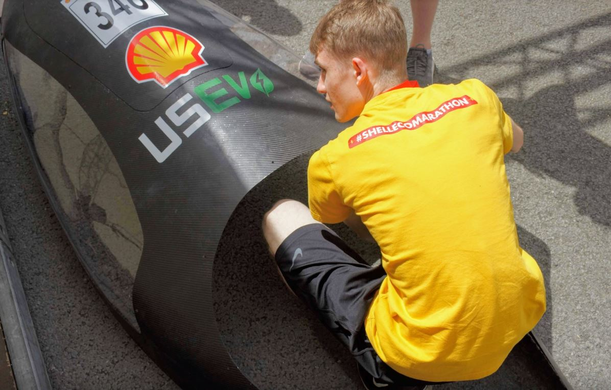 Scottish students drive energy transition at Shell's Eco-marathon