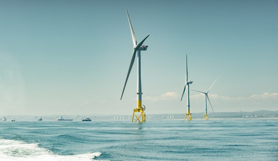 Vattenfall announce new £1.5m offshore wind supply chain boost