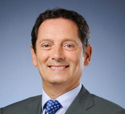Schlumberger CEO Olivier Le Peuch