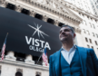Vista has listed on the New York stock exchange. Pictured is CEO Miguel Galuccio