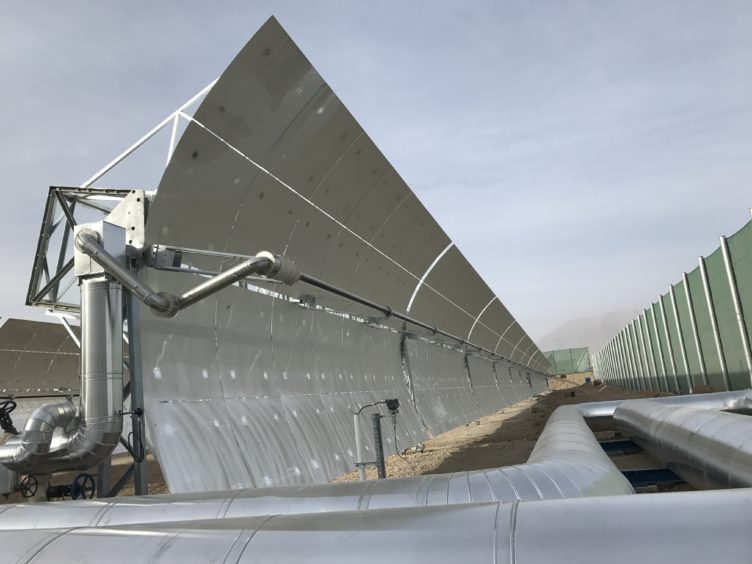 ABB to provide control system for China solar gig