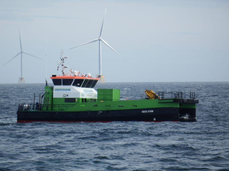 Orkney green operator given Equinor wind farm contract