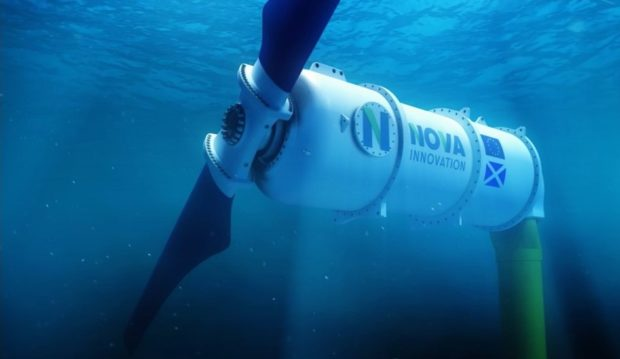 Nova Innovation completes testing on project to reduce tidal cost by