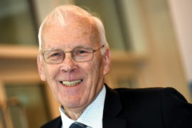 Sir Ian Wood presented with Carnegie Medal for Philanthropy in New York