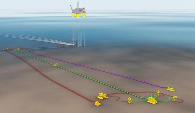 A rendering of the PowerNap development.