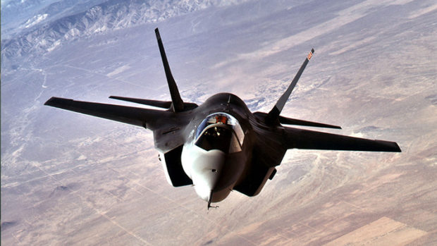 Chris Garside has worked on a variety of combat jets over his 35-year career, including the F-35. Pic: BAE Systems.
