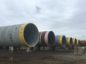 BiFab claim pin piles are ready and waiting at its Arnish yard (pictured) .