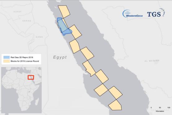 Egypt's Red Sea bid round