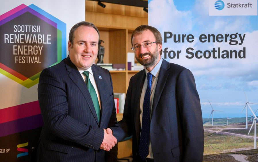 Statkraft UK opens Scottish office for 'significant' onshore wind investment