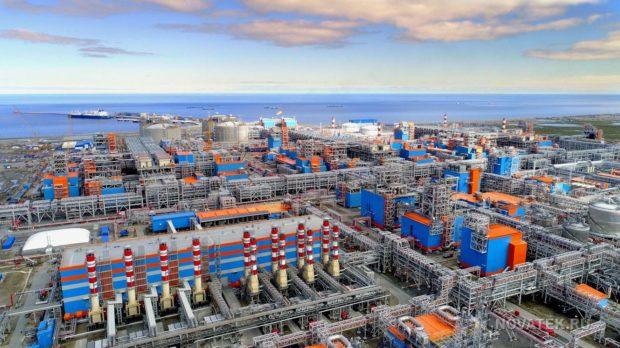 Novatek's Yamal LNG